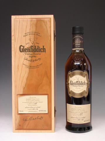 Glenfiddich Vintage Reserve-1963