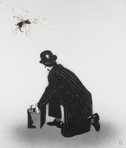 Nick Walker (British, born 1969) 'Ratatouille', 2008