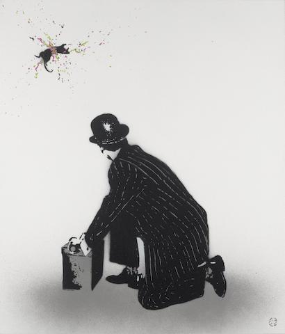 Nick Walker (British, born 1969) 'Ratatouille', 2008