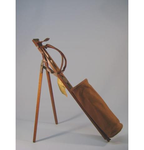 A fine Osmond's Patent 'The Automaton Caddie' circa 1890s