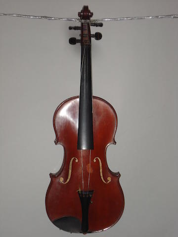 A French Buthod Violin, circa 1900