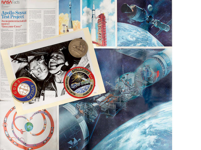 APOLLO-SOYUZ TEST PROJECT LEBEDEV (LEV)
