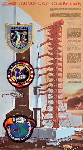 APOLLO MISSIONS CORTRIGHT (EDGAR M.)