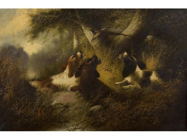 Edward Armfield (British, 1817-1896) 50.5 x 76cm.
