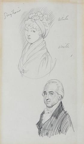 Ernest Howard Shepard (British, 1879-1976) 17 x 10.5cm.