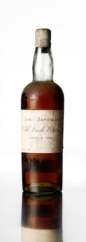 John Jameson's Old Irish Whiskey-Bonded 1885