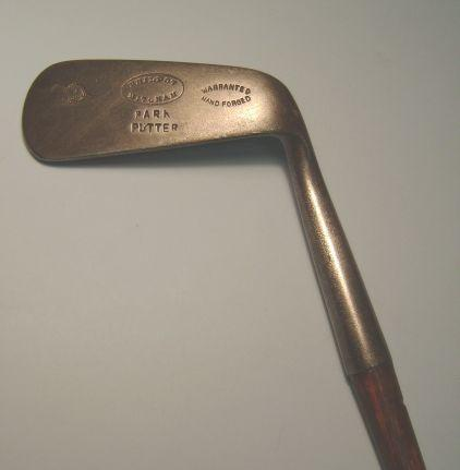 A William Cochrane & Co. for Philpot Mitcham Park putter