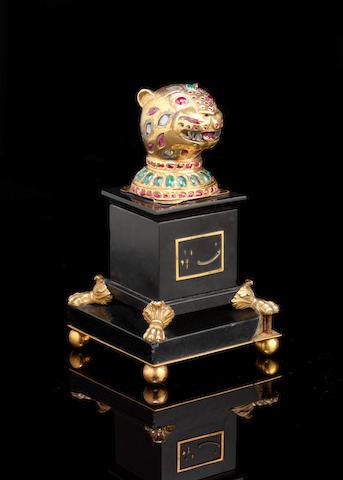 Tipu Sultan Throne Finial