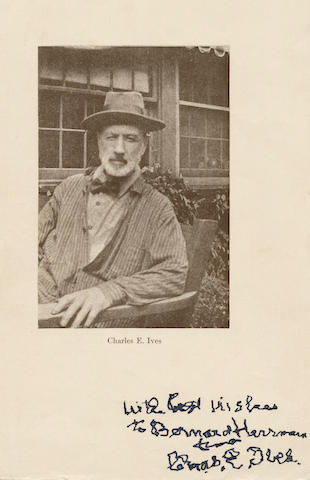 IVES (CHARLES)