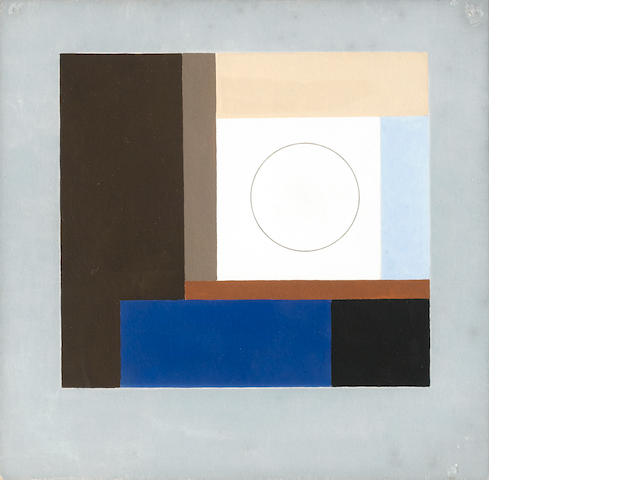 Ben Nicholson O.M. (British, 1894-1982) Abstract