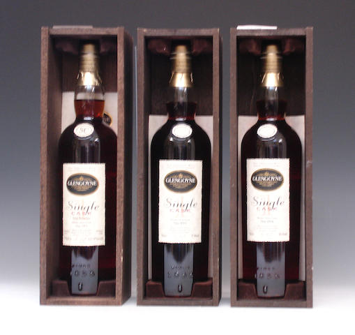 Glengoyne Single Cask-1972Glengoyne Single Cask-1985Glengoyne Single Cask-1985