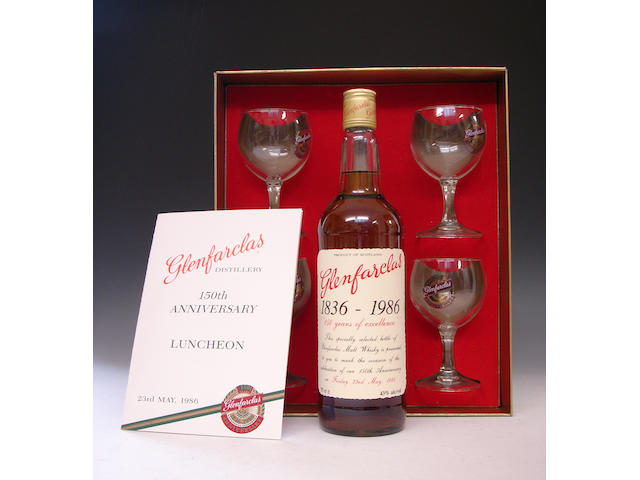 Glenfarclas 1836-1986