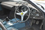 1972 Ferrari 365GTB/4 'Daytona' Berlinetta  Chassis no. 15055 Engine no. 15055