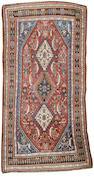 A Kashgai rug South West Persia, 6 ft 4 in  x 3 ft 1 in (193 x 94 cm)