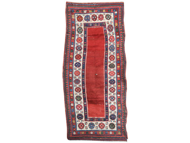 A Talish runner South Caucasus, 8 ft 4 in x 3 ft 11 in (255 x 119 cm)