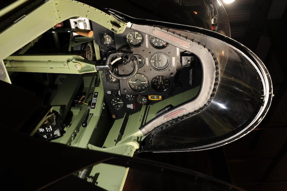 Bonhams : VICKERS-SUPERMARINE SPITFIRE TR Mark IX TWO-SEAT