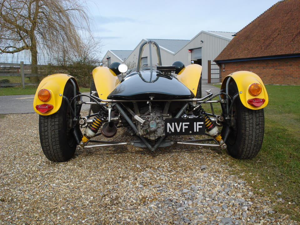1968 Lotus-Ford Type 51R 'Flower Power' Single-Seat Roadster  Chassis no. 51A/FF/129