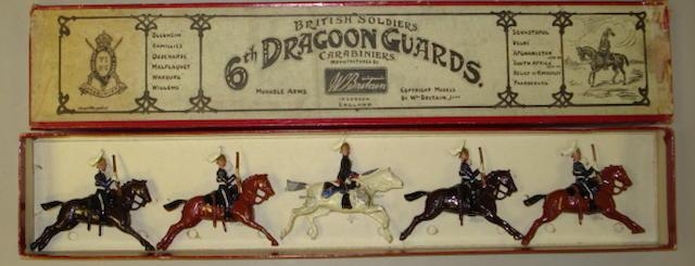 Britains set 106, 6th Dragoon Guards 5