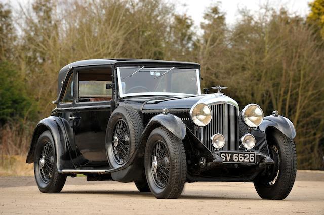 1931 Bentley 4 Litre,