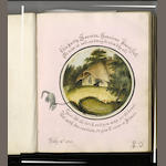 ALBUMS Album and commonplace book, mainly relating to the Twopenny and Smith families, containing or