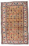 An East Caucasian rug 6 ft 8 in x 4 ft 2 in (203 x 126 cm)
