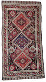 A Kashgai rug  South West Persia, 7 ft 10 in x 4 ft (240 x 122 cm)