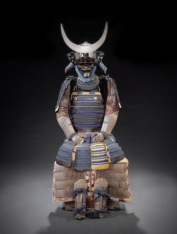 A composite armour Edo Period, 18th/19th century