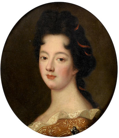Circle of Nicolas de Largillière (Paris 1656-1746) Portrait of a lady,