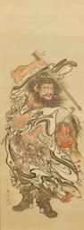 Kawanabe Kyosai (1831-1889) Mid to late 19th century