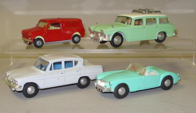 Spot-on cars 4