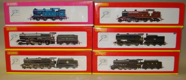 Hornby Railways Super Detail locomotives 6