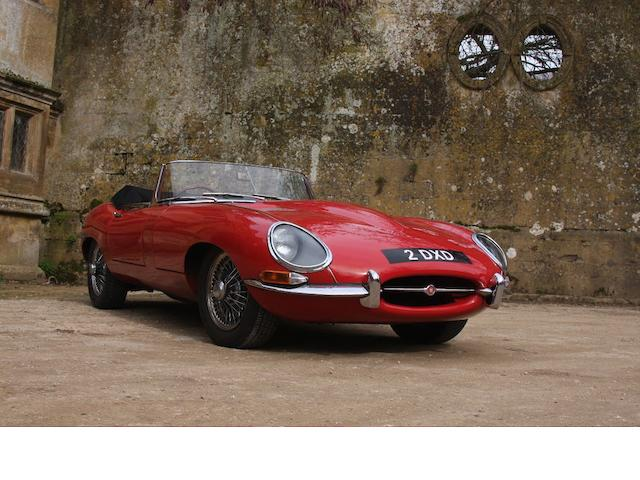 1962 Jaguar E Series I,