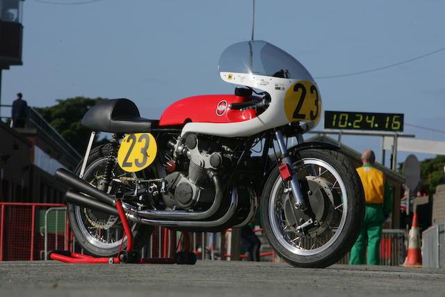 1957 Gilera 500/4 Works GP