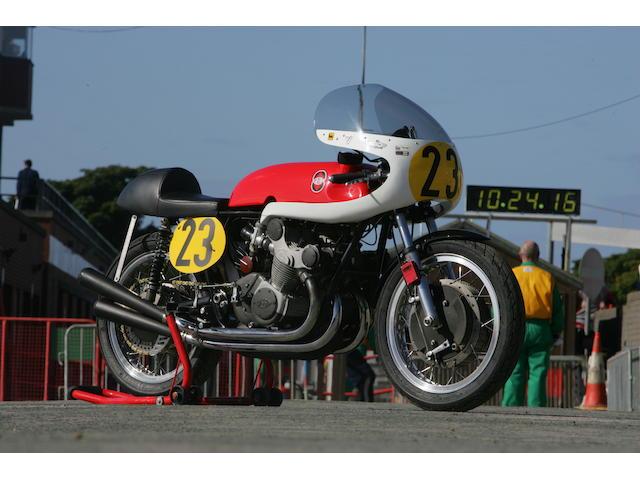 1957/2004 Gilera 500cc Grand Prix Racing Motorcycle Re-creation Frame no. 015 Engine no. 015