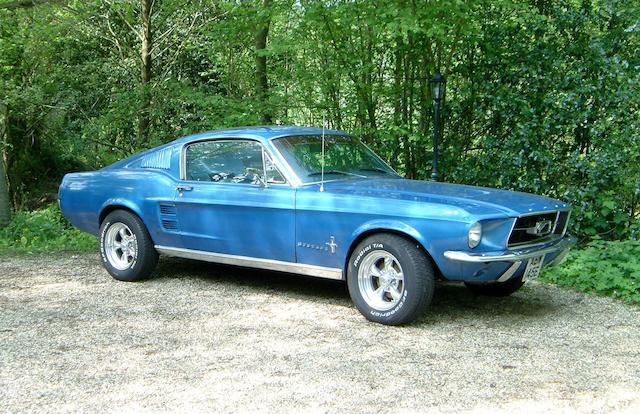 1967 Ford Mustang,