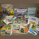 Castrol Achievements booklets,
