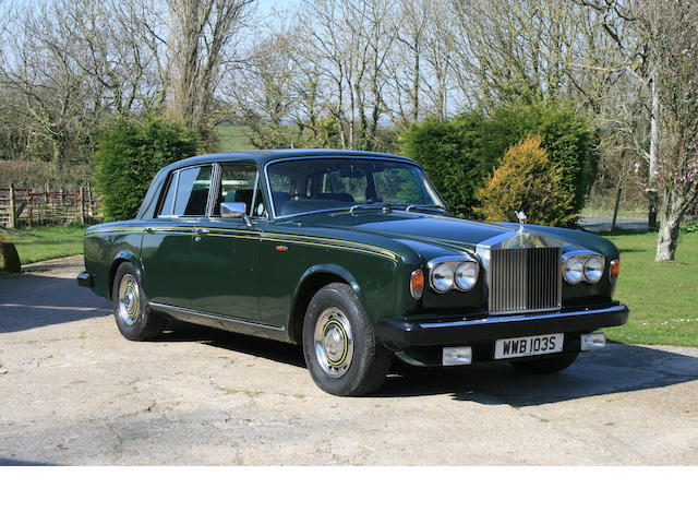Rolls Royce Shadow,