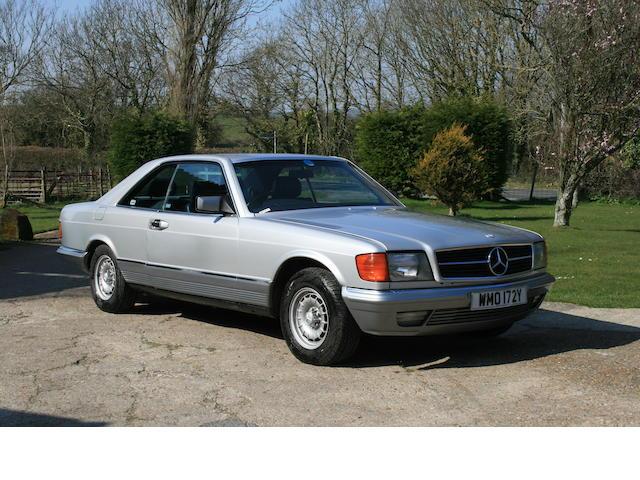 Mercedes-Benz 380 SEC,