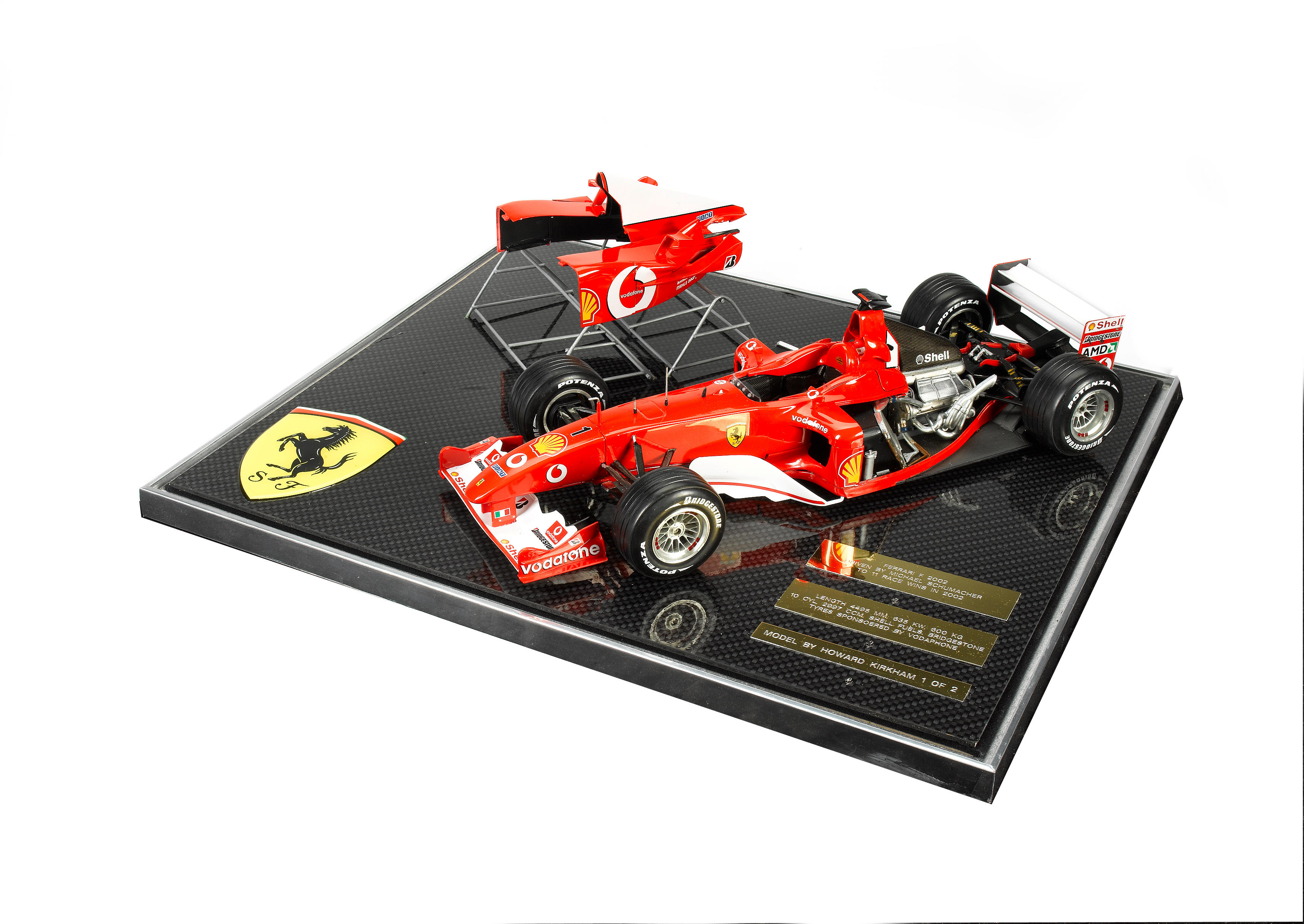 Michael Schumacher Lots In Our Price Database Lotsearch