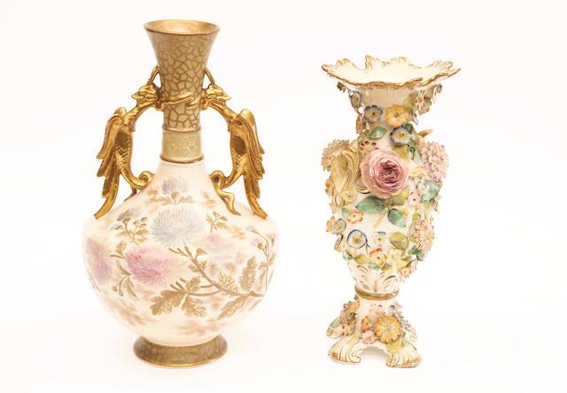 Collective decorative ceramics,