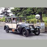 1923 Rolls-Royce 40/50hp Silver Ghost Limousine  Chassis no. 56HG Engine no. P489