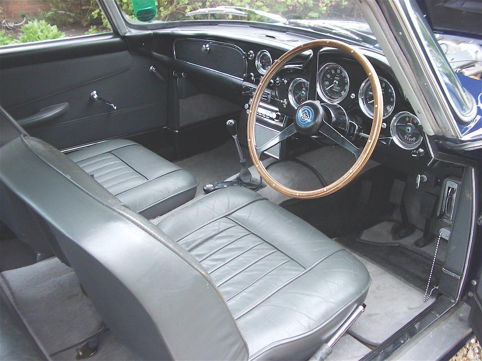 1961 Aston Martin DB4 Series 3 Saloon  Chassis no. DB4/634/R Engine no. 370/643