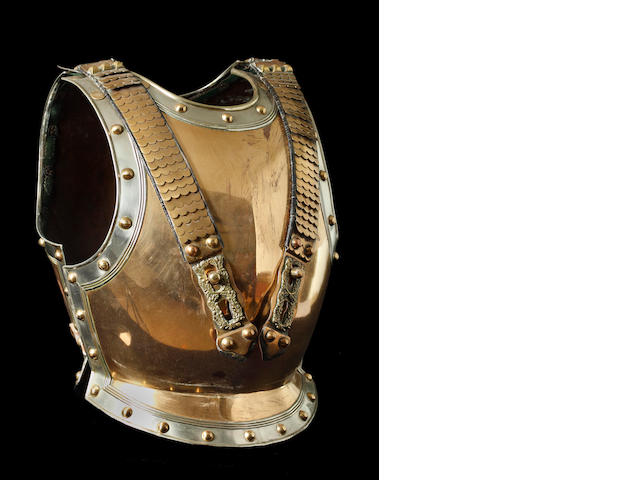 An Imperial German Officer's Cuirass