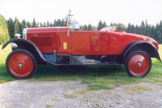 1926  Singer  10/26hp Roadster  Chassis no. 148761 Engine no. to be advised