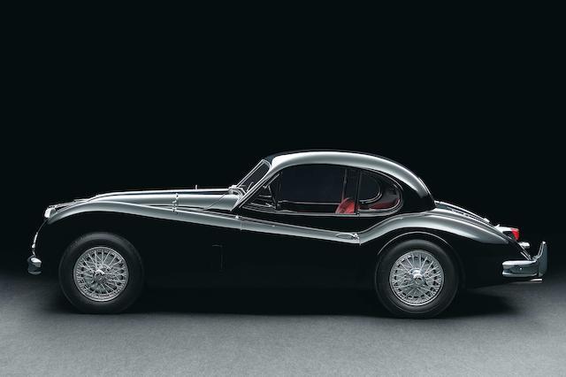1955 Jaguar XK140 SE,