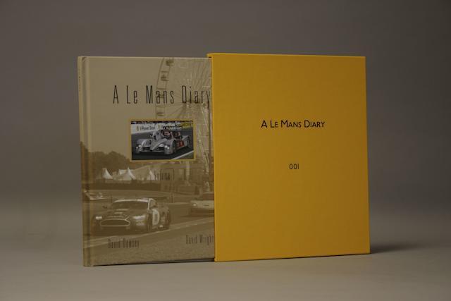 David Dowsey and David Wright: A Le Mans Diary,