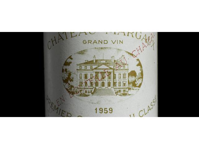 Chateau Margaux 1959 (4)