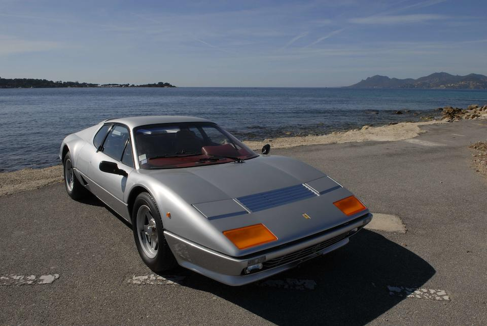 The New York Motor Show, 2,400km from new,1983 Ferrari 512 BBi  Chassis no. 51611
