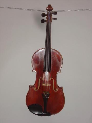 A Mirecourt Viola, circa 1900