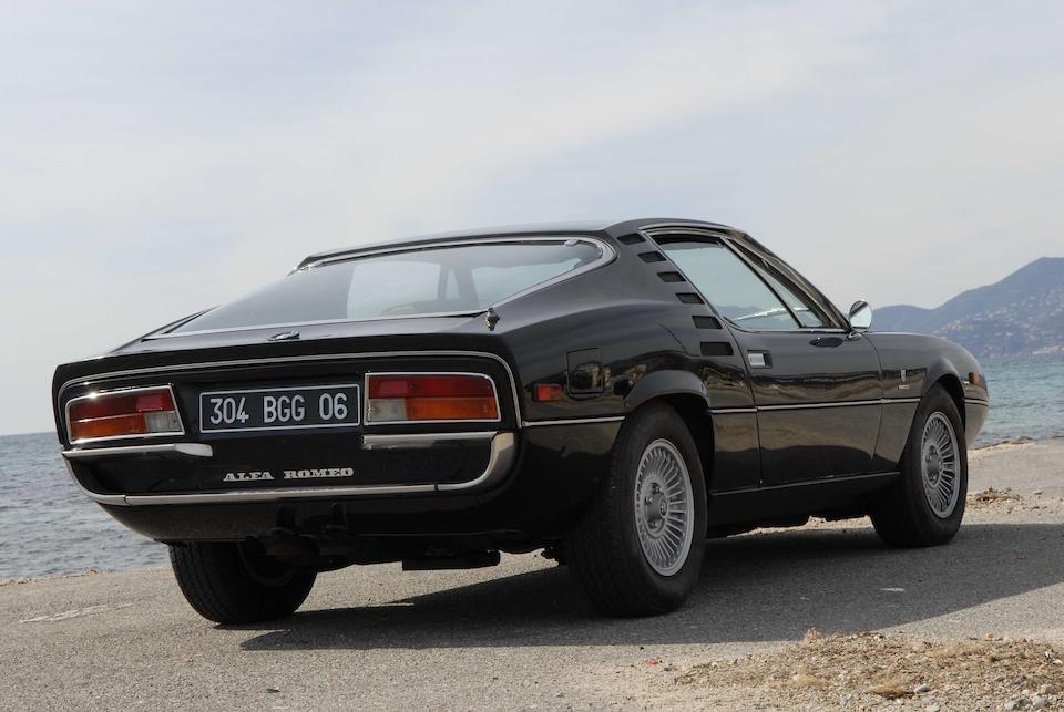 1972 Alfa Romeo Montreal  Chassis no. AR1426457